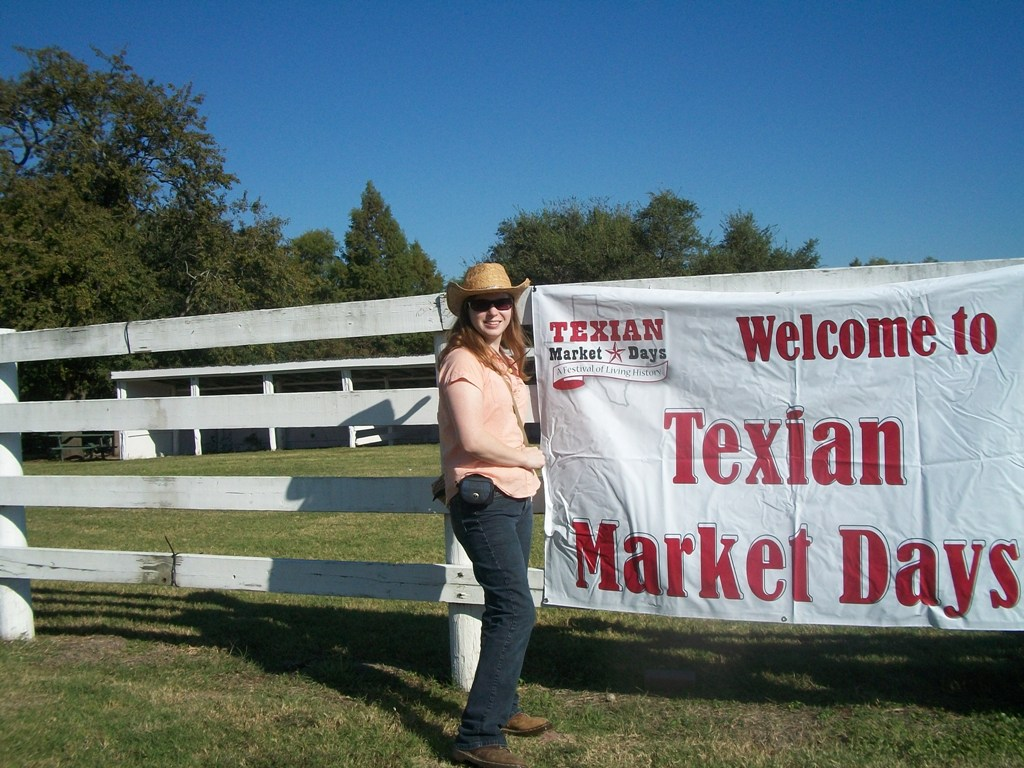 Texian Market Days